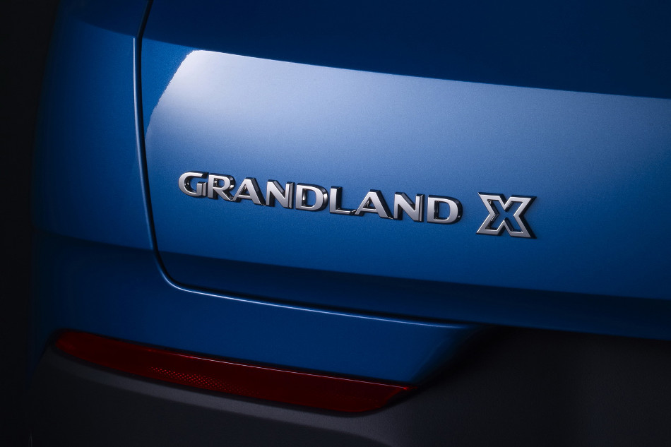 Opel presenta el Grandland X 2018