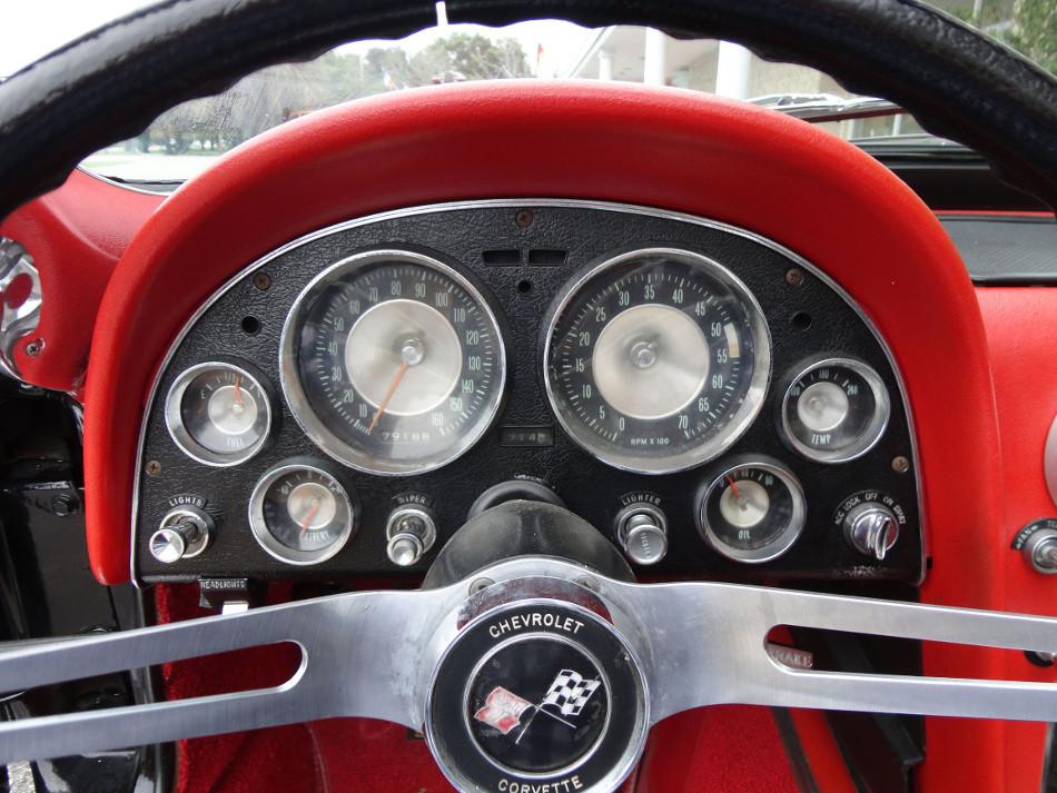Chevrolet Corvette Stingray Coupe 1963