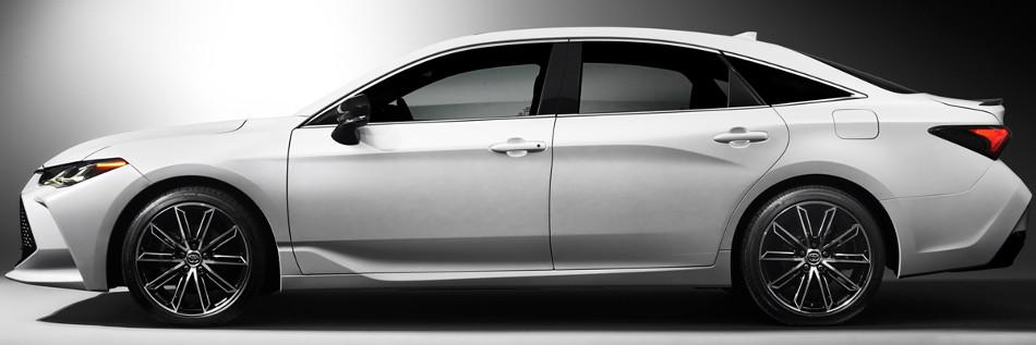 Conoce el Toyota Avalon 2019