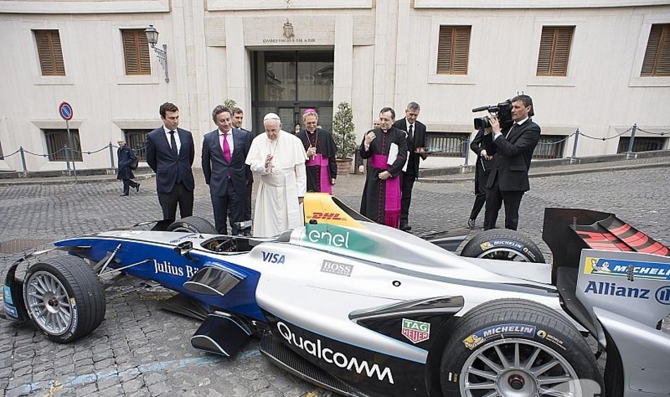 Novedades y Previa del Eprix de Roma de la Fórmula E