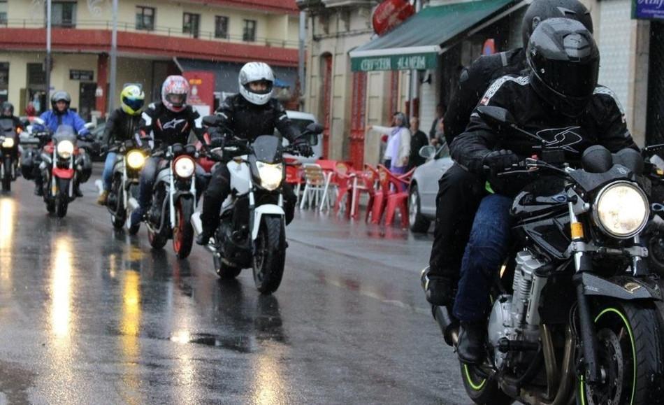 Cómo conducir nuestra motocicleta eficazmente