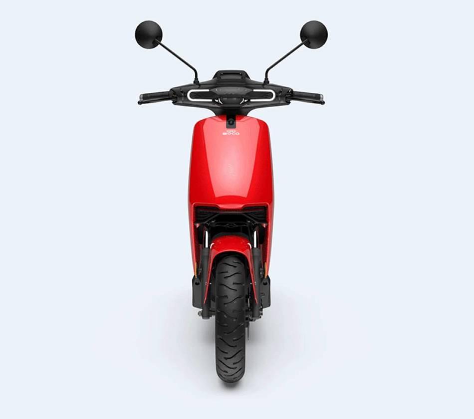 La nueva moto eléctrica Súper Soco de Xiaomi llega a menos de 700 euros