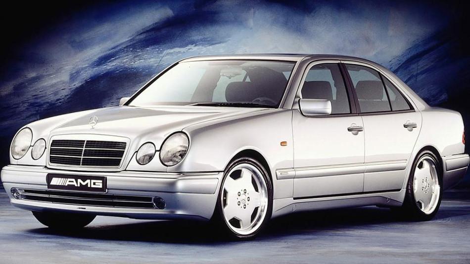 AMG y sus años con Mercedes-Benz