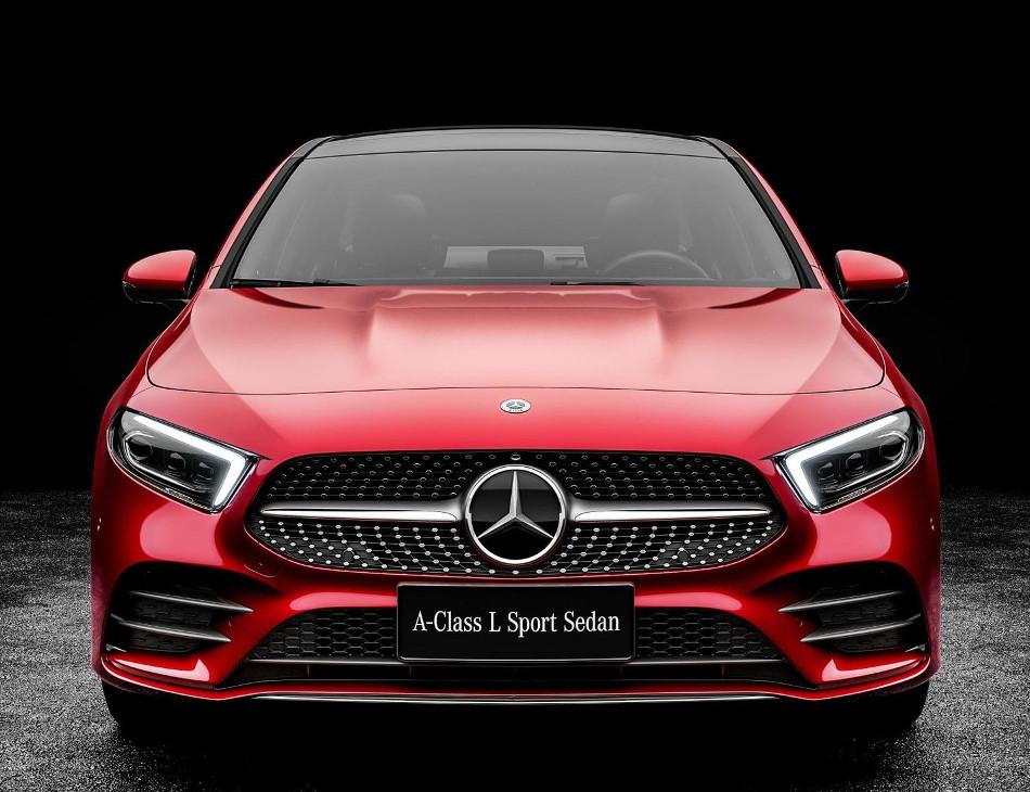 El Mercedes-Benz clase A L Berlina 2018 nos ha conquistado