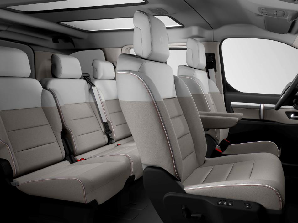 El asiento más seguro en cualquier medio de transporte