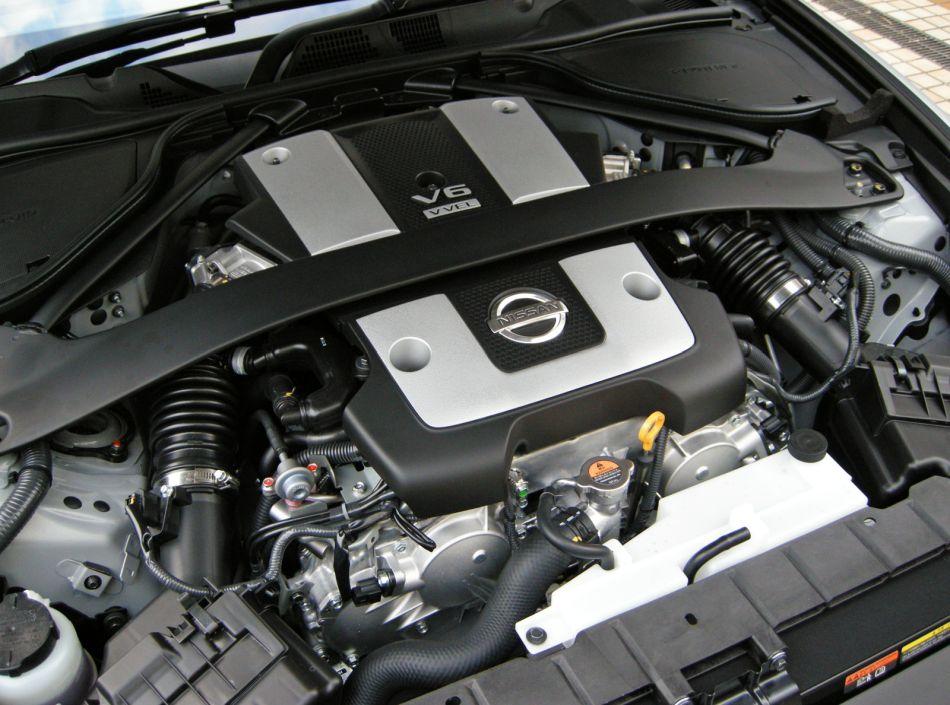 Los motores VQ de Nissan entre los mejores producidos