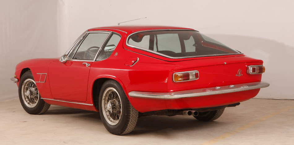 Recordando el Maserati Mistral