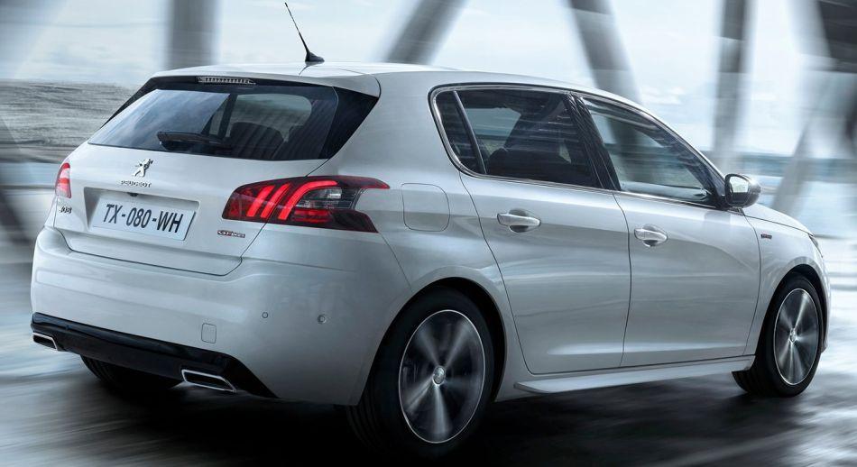 Elementos tecnológicos presentes en el nuevo Peugeot 308