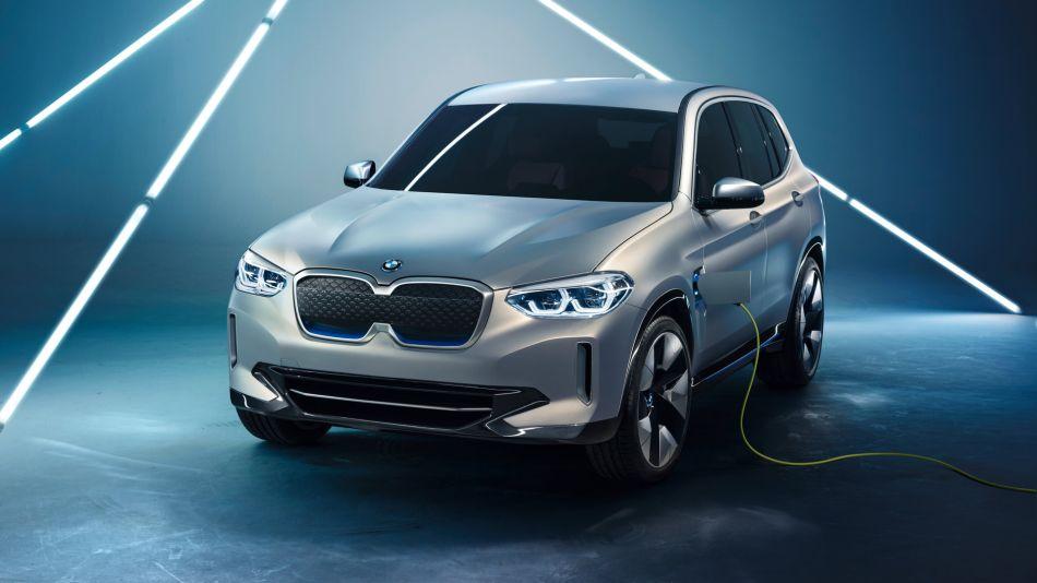 BMW presenta un nuevo concepto eléctrico con 400 km de autonomía