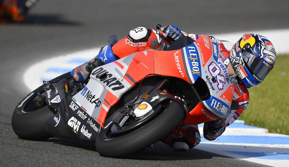 """Andrea Dovizioso: """"En MotoGP no puedes perder demasiados puntos"""""""