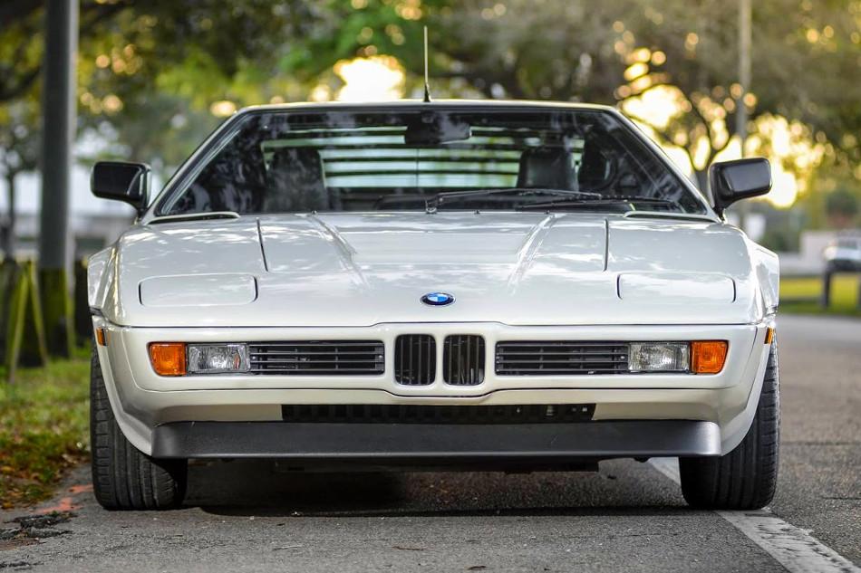 El BMW M1 está de fiesta porque cumple 40 años de vida