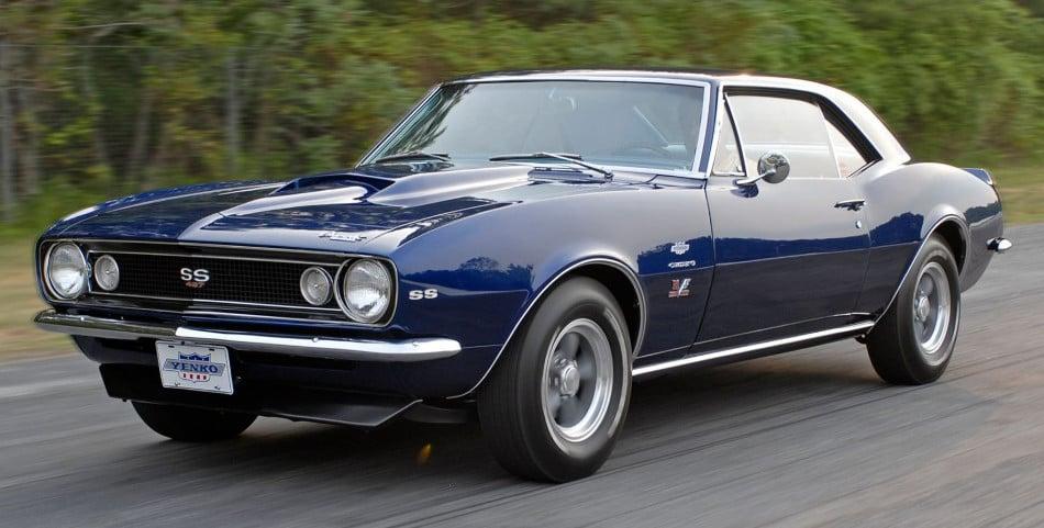 Chevrolet Camaro de 1967, uno de los mejores clásicos de todos los tiempos