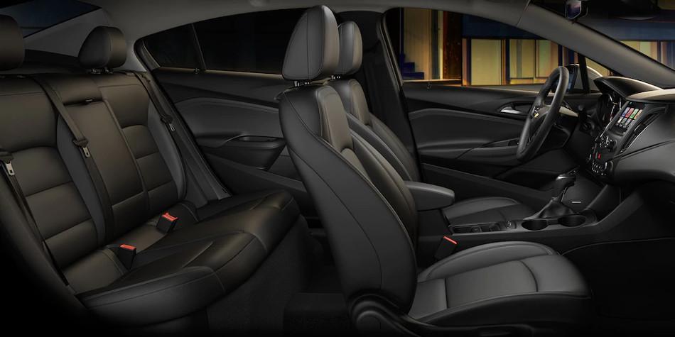 Nuevo Chevrolet Cruze 2018