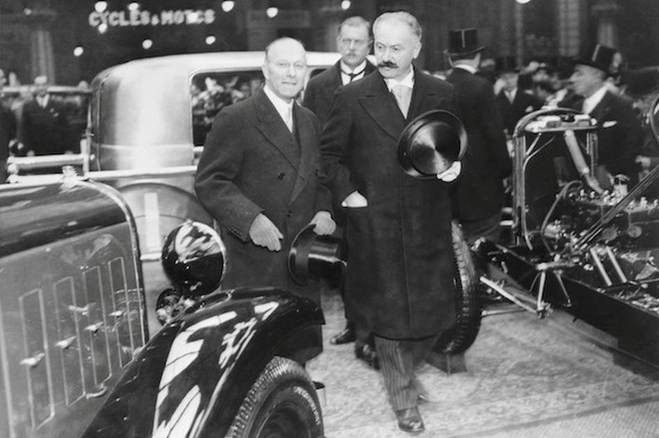 140 Aniversario de André Citroën Parte 1