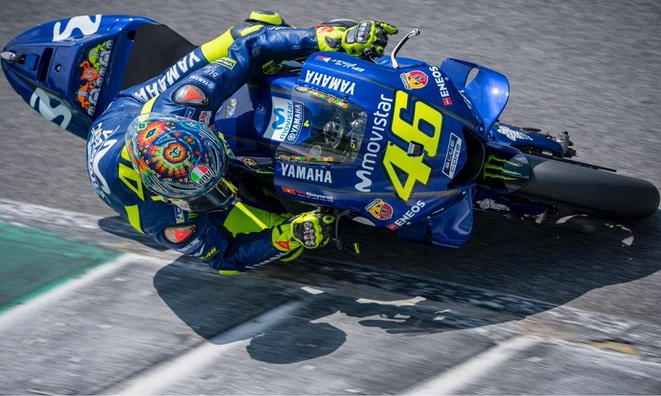 Pole y récord de Valentino Rossi en Mugello
