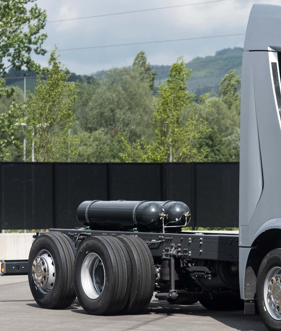 El Irizar IE Truck 2019 el camión eléctrico que le hará competencia a Tesla