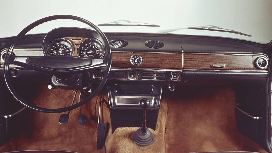 SEAT 124 celebra su 50 aniversario