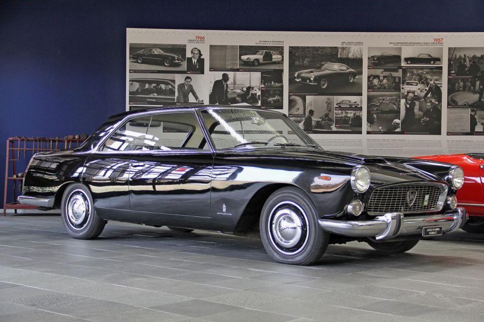 Lancia Florida II, la inspiración para el diseño de generaciones futuras