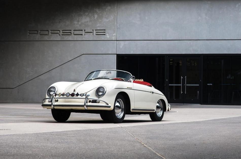 La historia del clásico Porsche 356 A