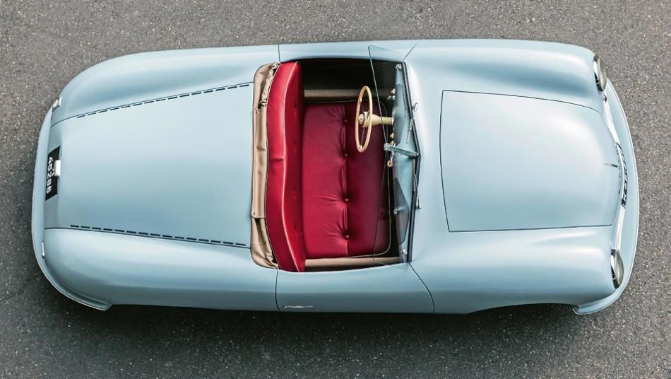 Regresan a la vida un Porsche 356 Nº1 Roadster conmemorando sus 70 años
