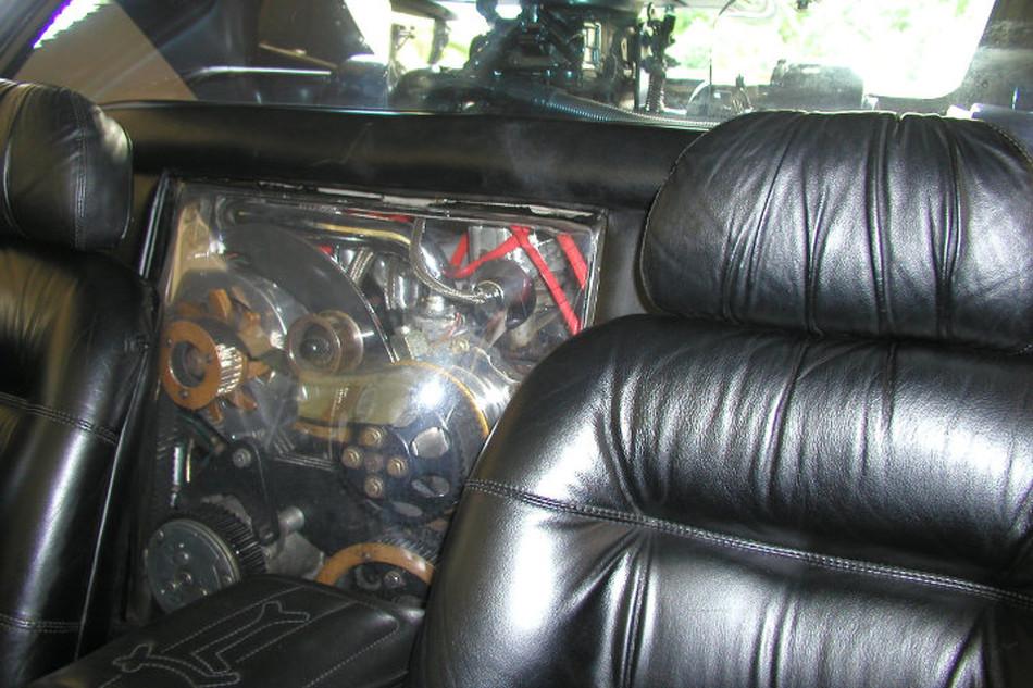 La historia del Ford Pantera