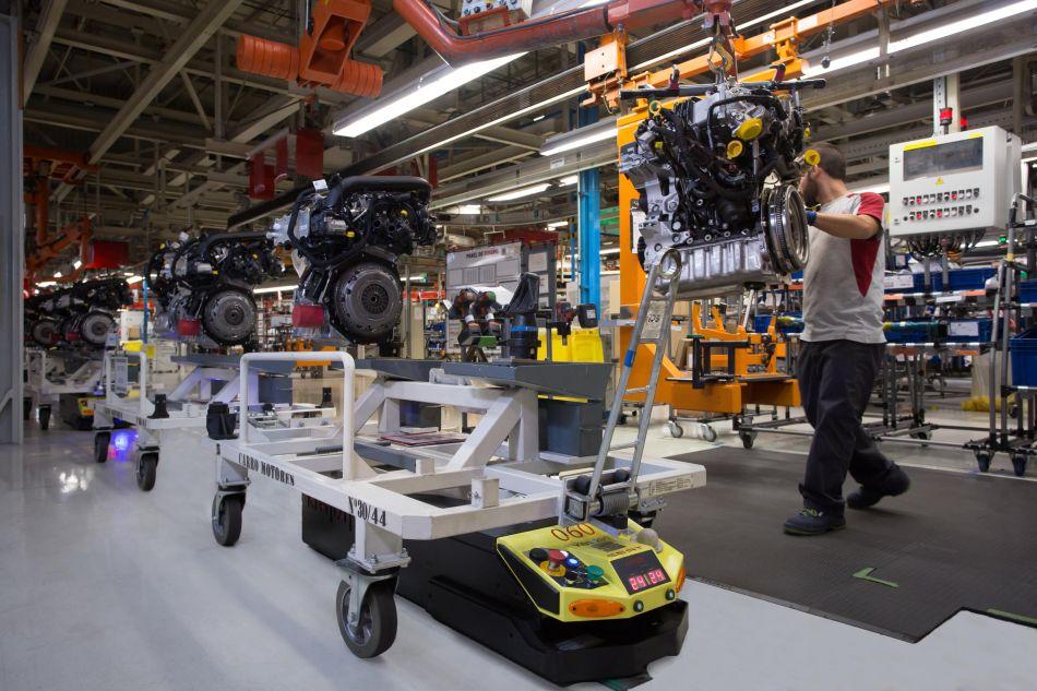 SEAT resume en robótica y capital humano la evolución de su planta
