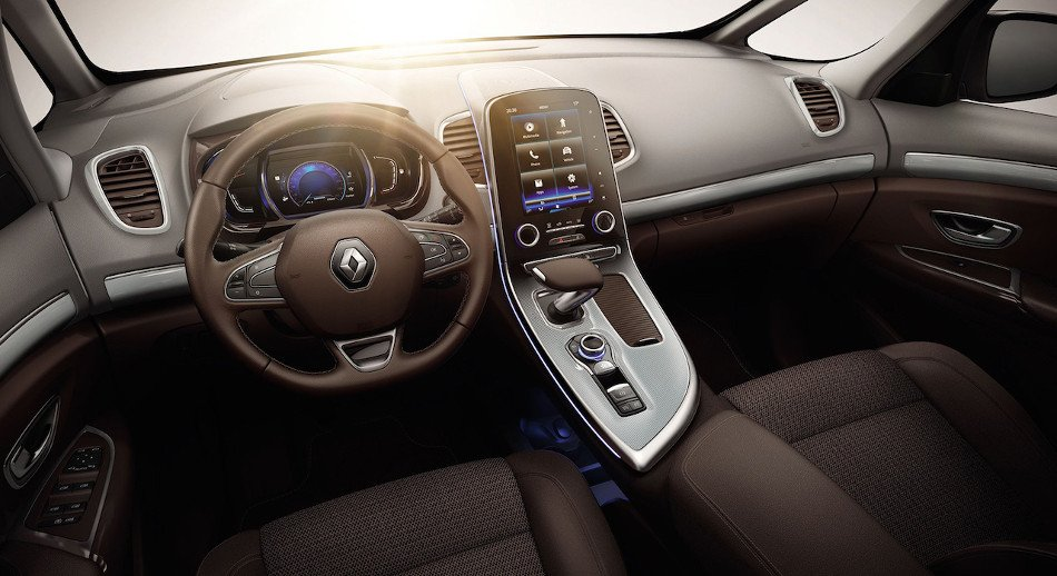 Renault Espace Limited 2018