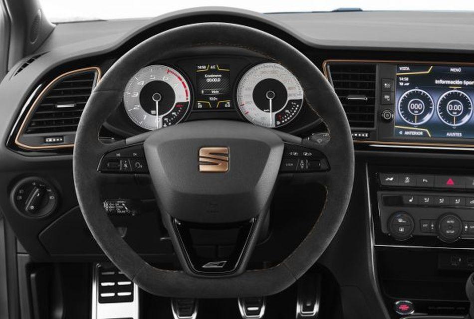 El nuevo SEAT Leon CUPRA ST 300 ideal para divertir a la familia