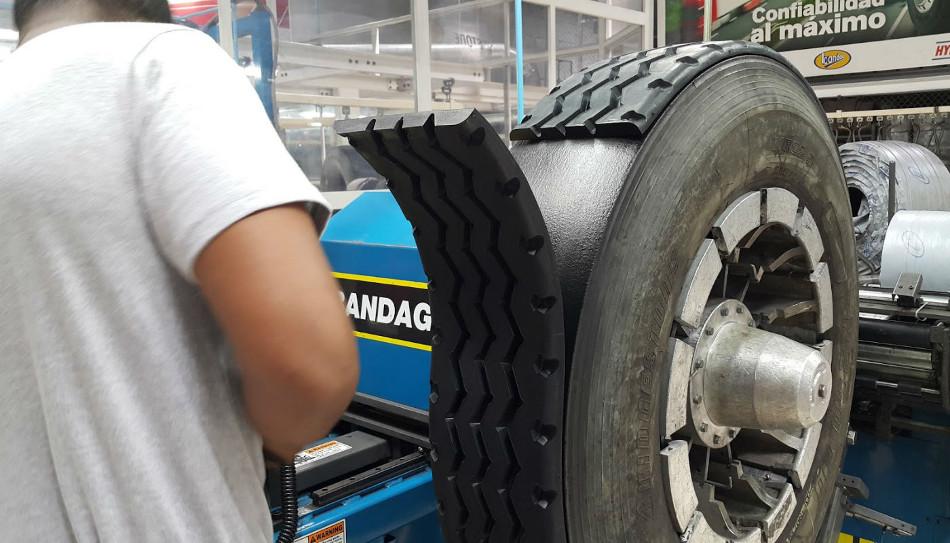 Los neumáticos, elementos clave de la seguridad