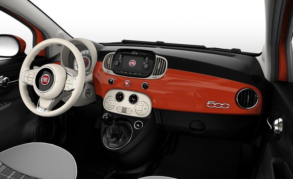 Fiat amplía su gama 500 con el Special Series