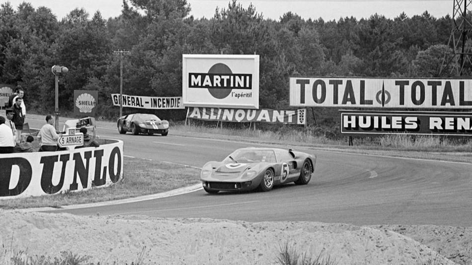 La historia del Ford GT40 de 1966
