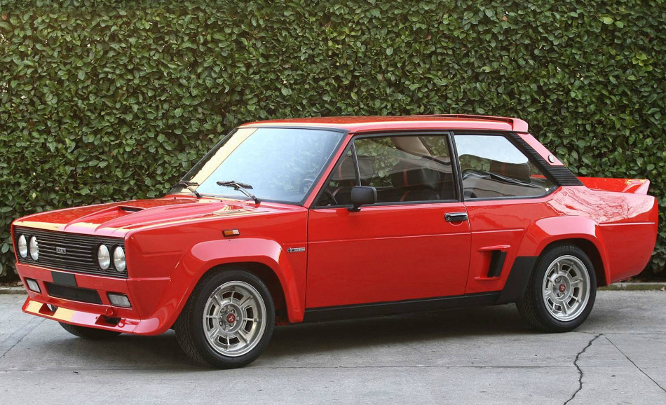 Conoce al Fiat 131 Abarth Rally