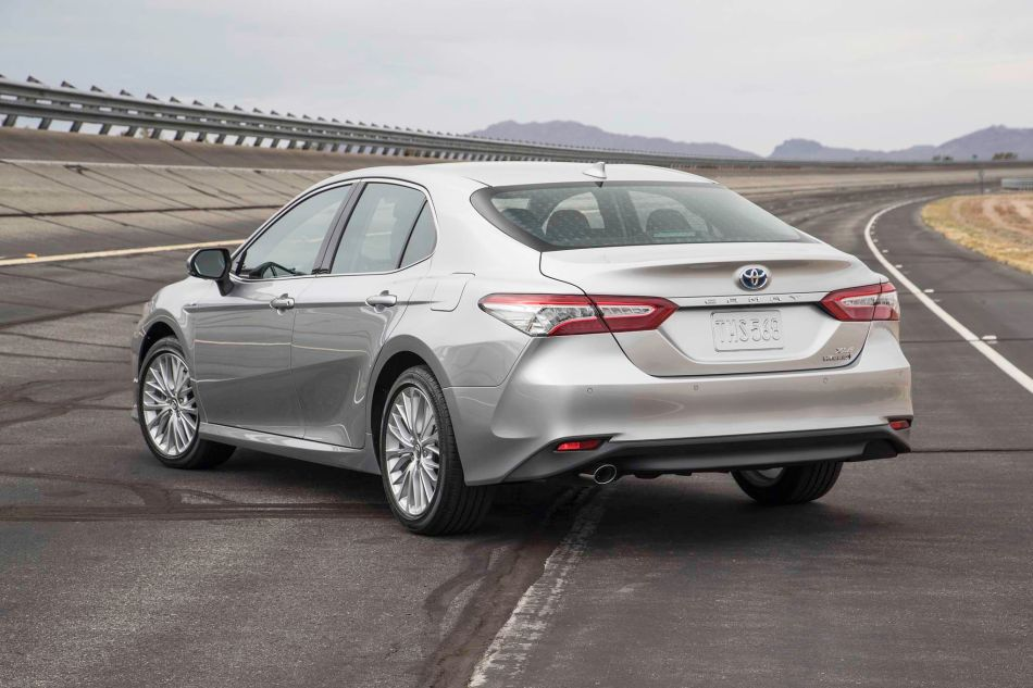 El Toyota Camry regresa a Europa Occidental en 2019