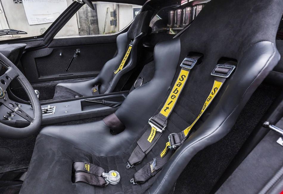 Lamborghini rescató un modelo único