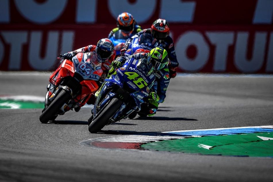 """Rossi: """"Dovi y yo teníamos el potencial para subir al podio"""""""