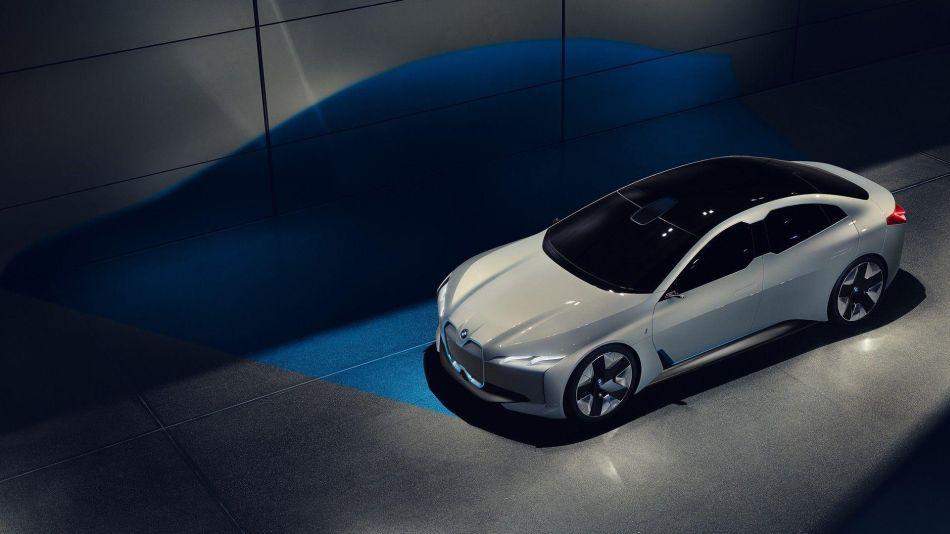 BMW i4 el nuevo integrante eléctrico de la marca alemana