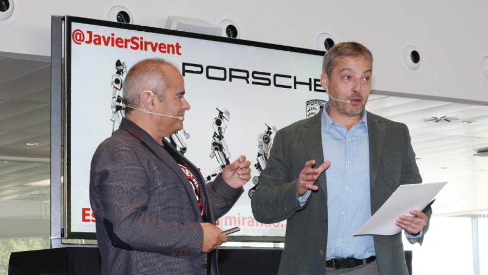 Proyecto Porsche Accelerator by Conector