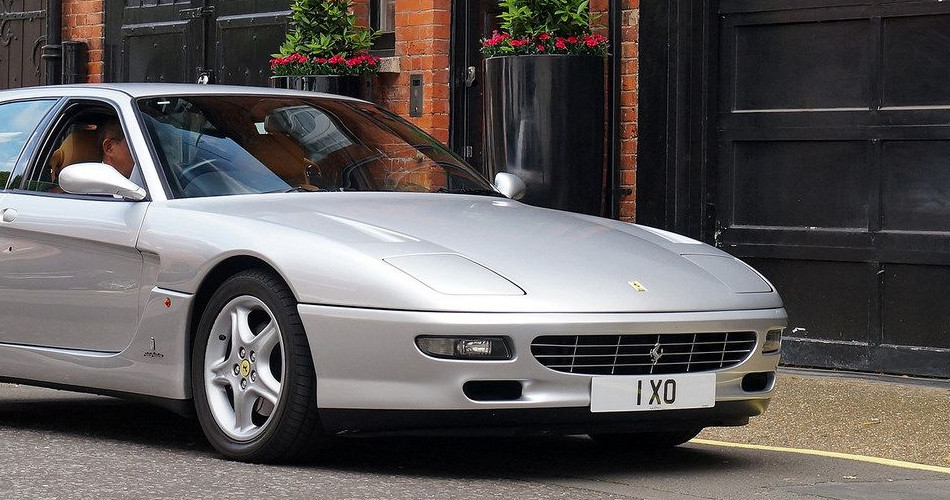 ¿Conocías el Ferrari 456 Speciale Venice Station Wagon?