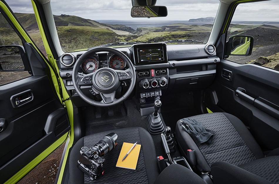 Revelada la versión europea del Suzuki Jimny 2019