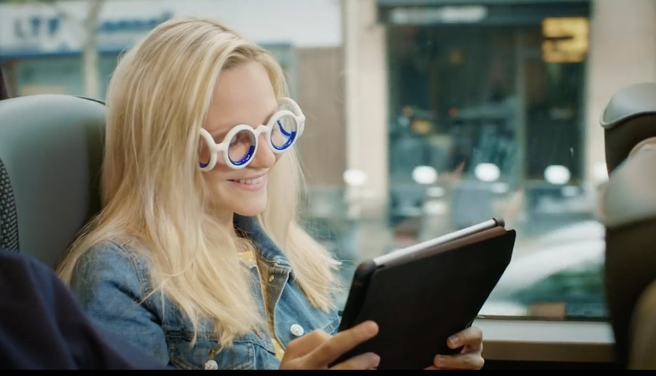 Conoce las nuevas gafas anti-mareos de Citroën