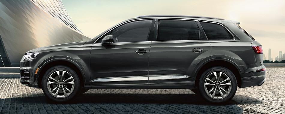 Nueva Audi Q7 2018, la elegancia en cuatro ruedas