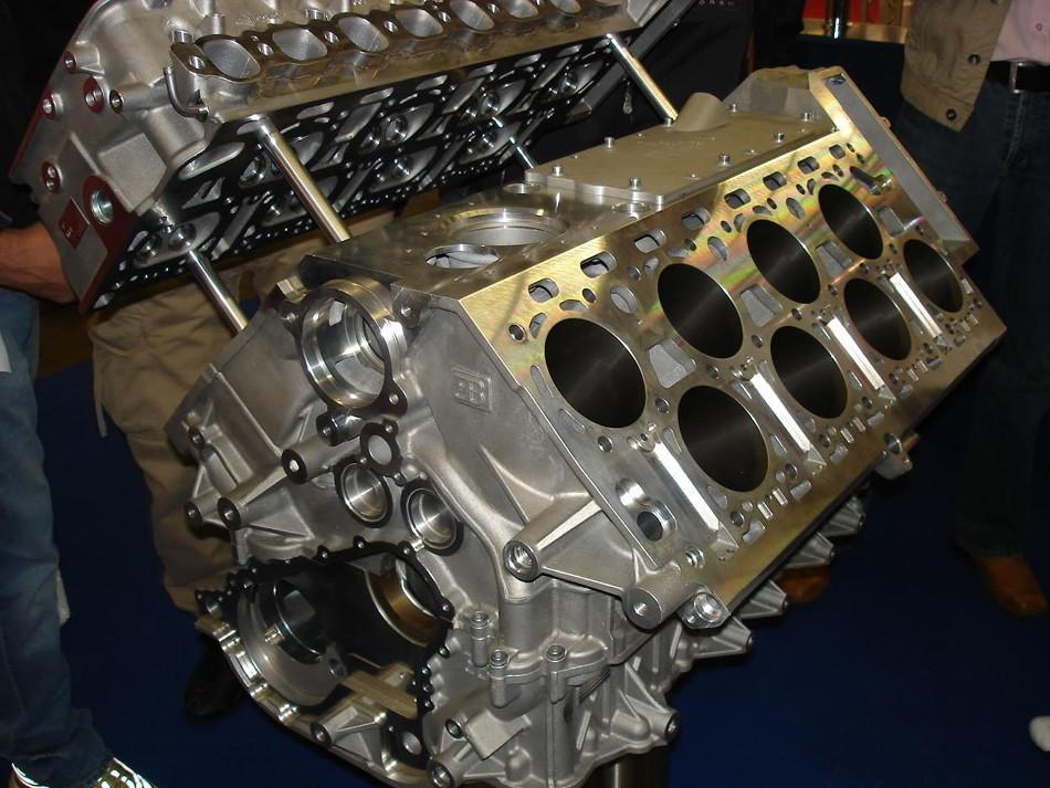 Los Tipos de motores con respecto a la distribución de sus cilindros