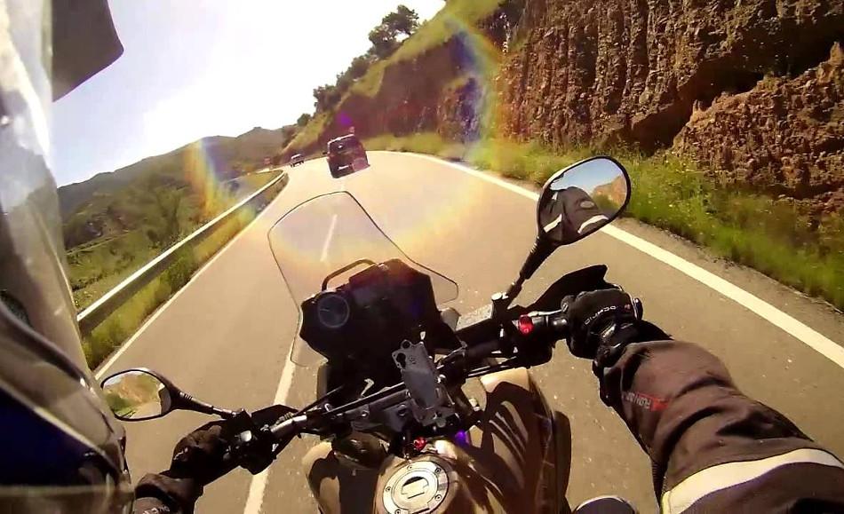 Las motocicletas, una gran alternativa a la hora de trasladarse