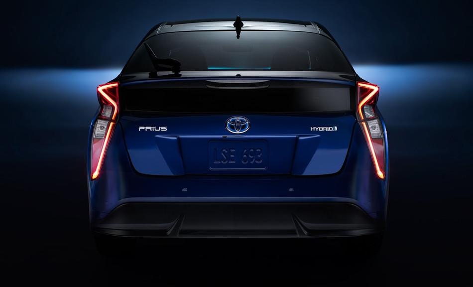 Te traemos información del Toyota Prius 2018