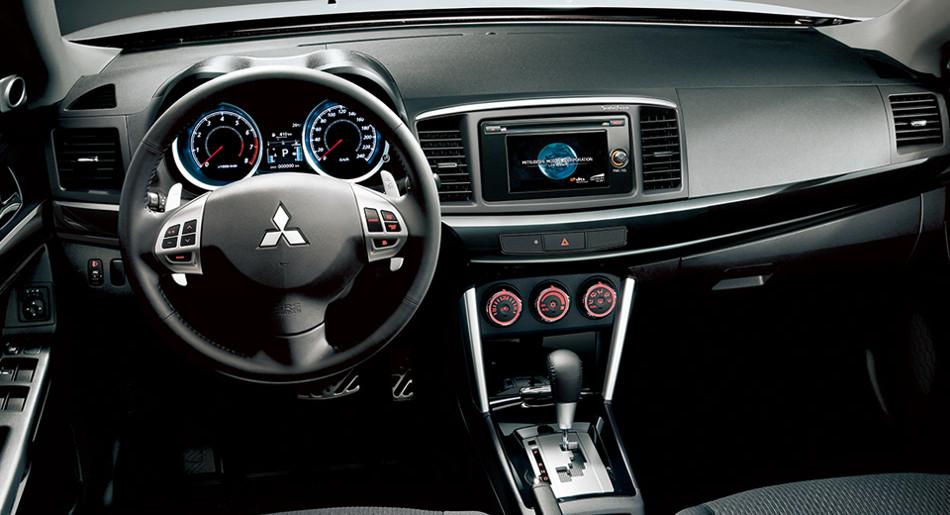 Conociendo al Mitsubishi Lancer EX 2018