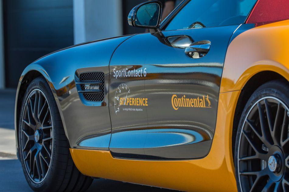 Continental pasa de fabricante de neumáticos a productor de motores