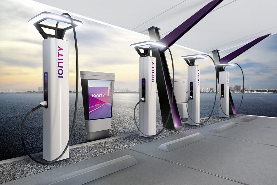 Cargadores súper rápidos para coches eléctricos en Portugal y España