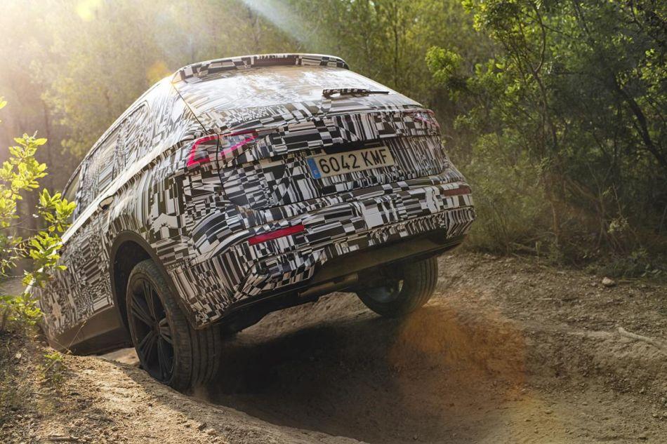 SEAT Tarraco el nuevo SUV de gran tamaño de la marca española
