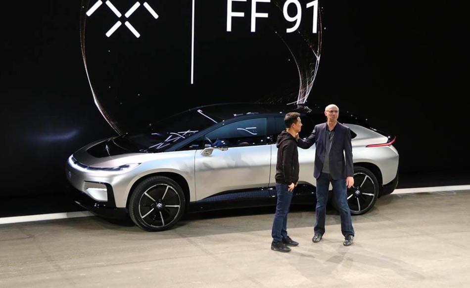 Faraday Future anunció que volverán con el FF91
