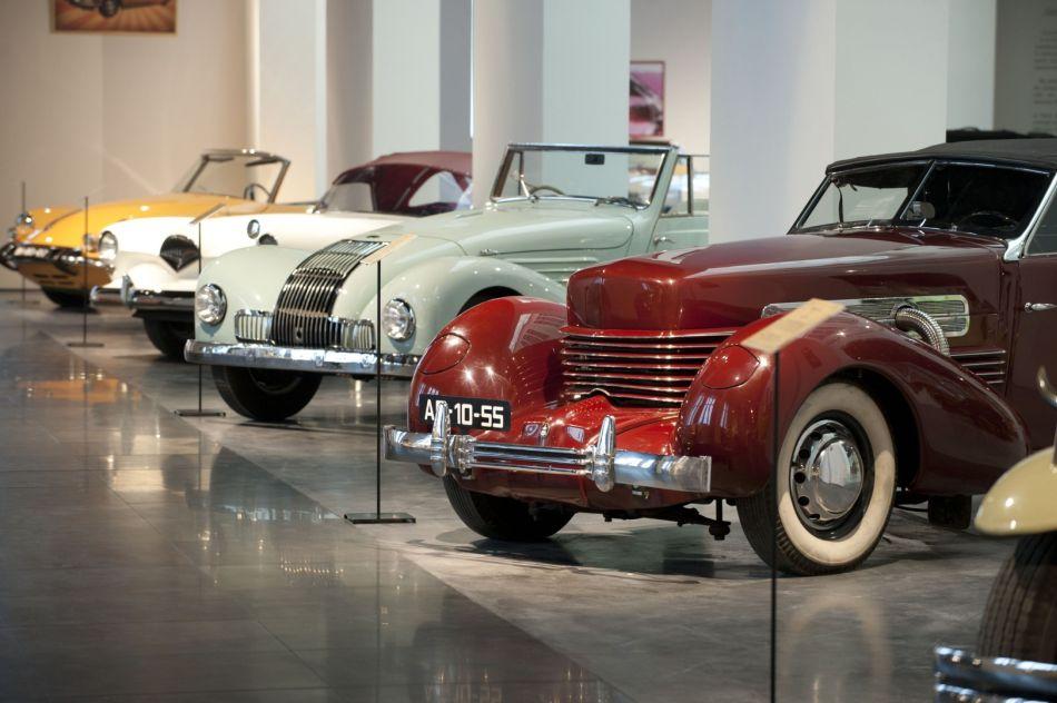Museos del transporte en España